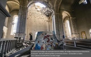 Erlöserkirche in Schuschie